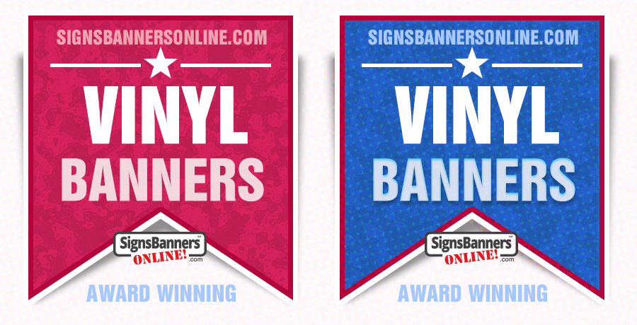 Award Winning Vinyl Banners