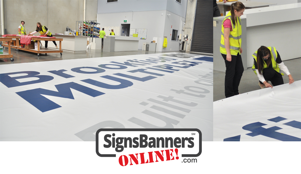Supplier of half price banners for the trade and wholesale