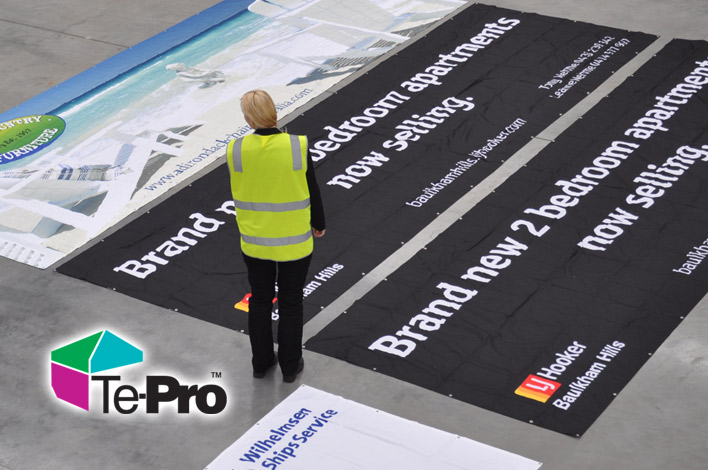 Factory Made Custom Banner Sign Printing