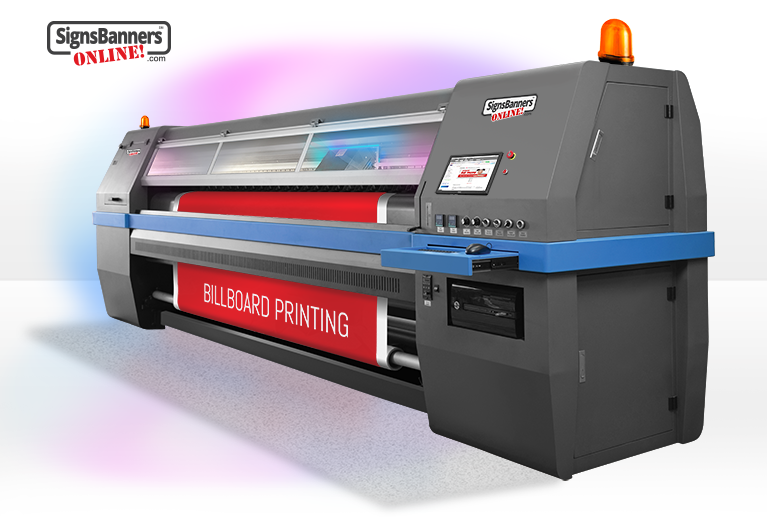 large format printing machine for banner billboards and digital printing