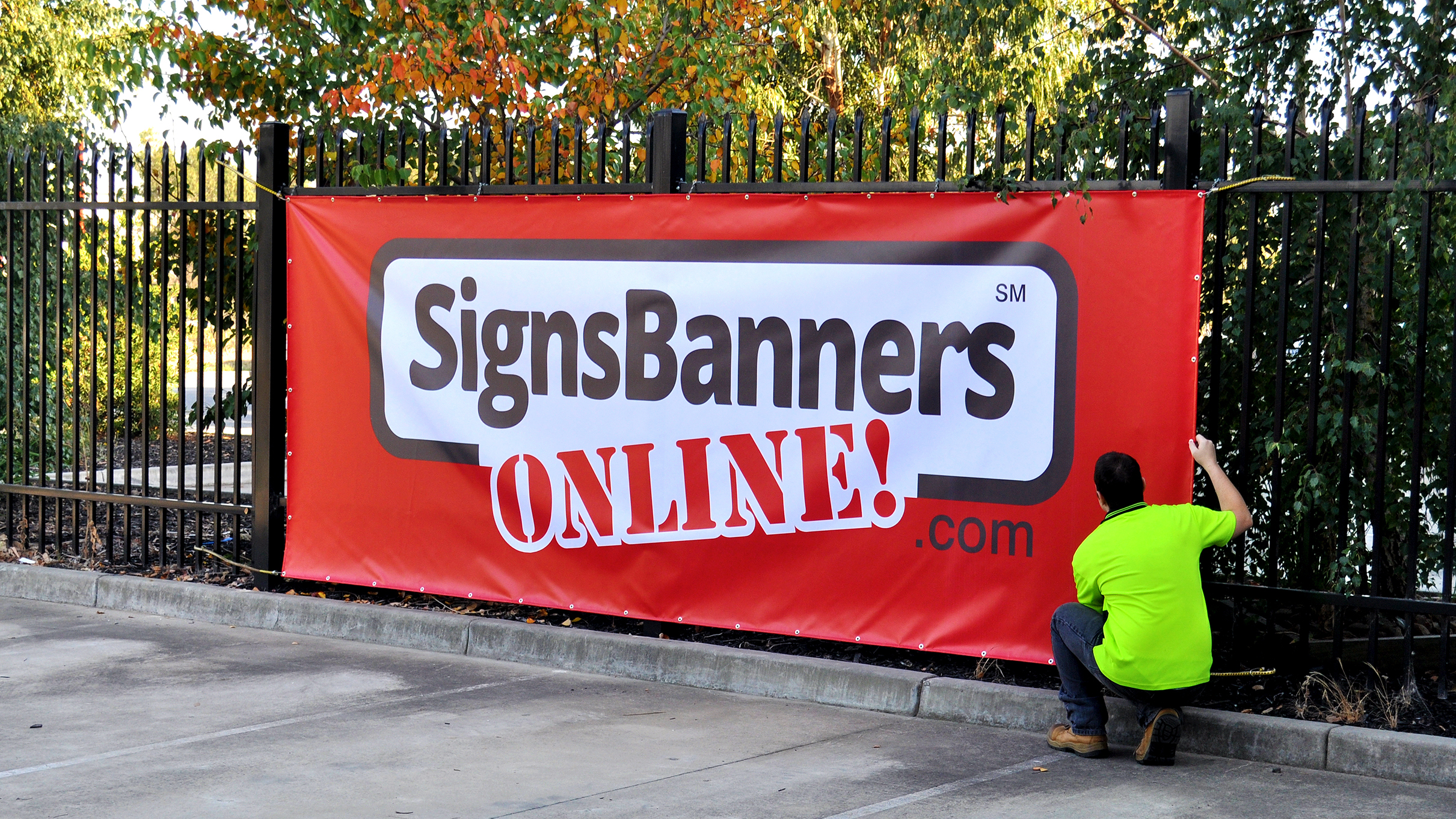 About Signs Banners Online We Are Glad You Found Us