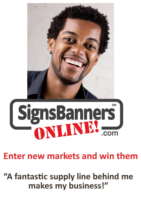 Enter display markets and win them