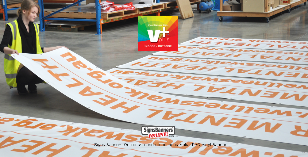 PVC VINYL BANNERS