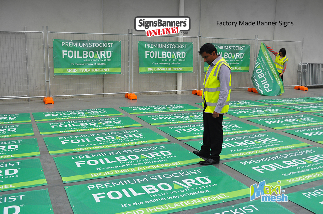 Oregon, Beaverton, Banner signs, supply the widest range of custom stockist banners for leading companies and dealerships worldwide