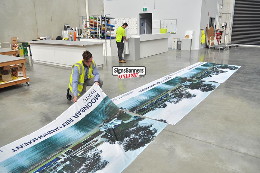 Wholesale outdoor banner