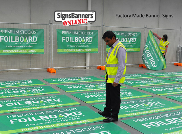 Sign and Banner Printing Service