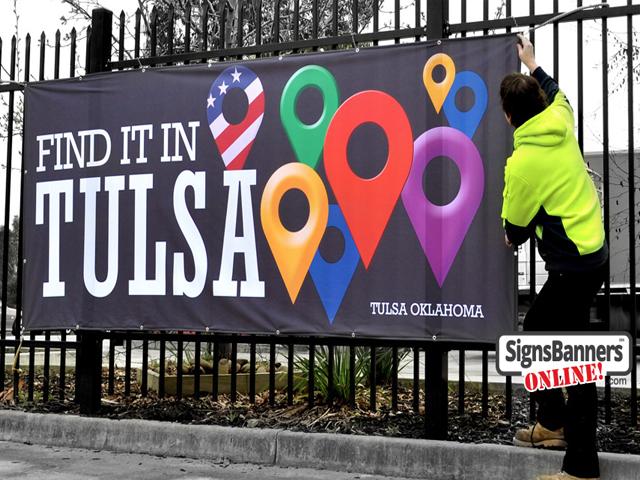 Tulsa signs