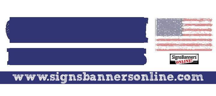 Custom Banner Signs