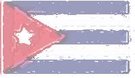 Cuba Flag design