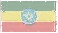 Ethopia Flag design