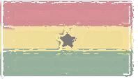 Ghana Flag design