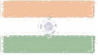 India Flag design