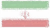 Iran Flag design
