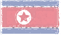 North Korea Flag design