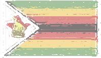 Zimbabwe Flag design