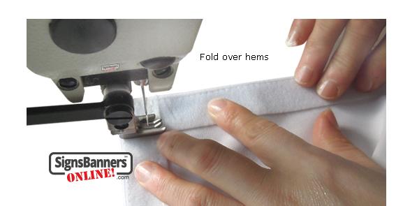 Fold Over Hems
