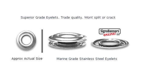 Grommet Eyelets