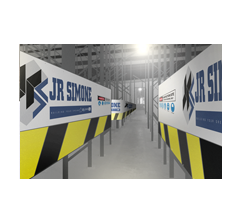 Hardware > Access Mesh walkway and speciality printed mesh for site and construction