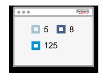 Bulk savings icon