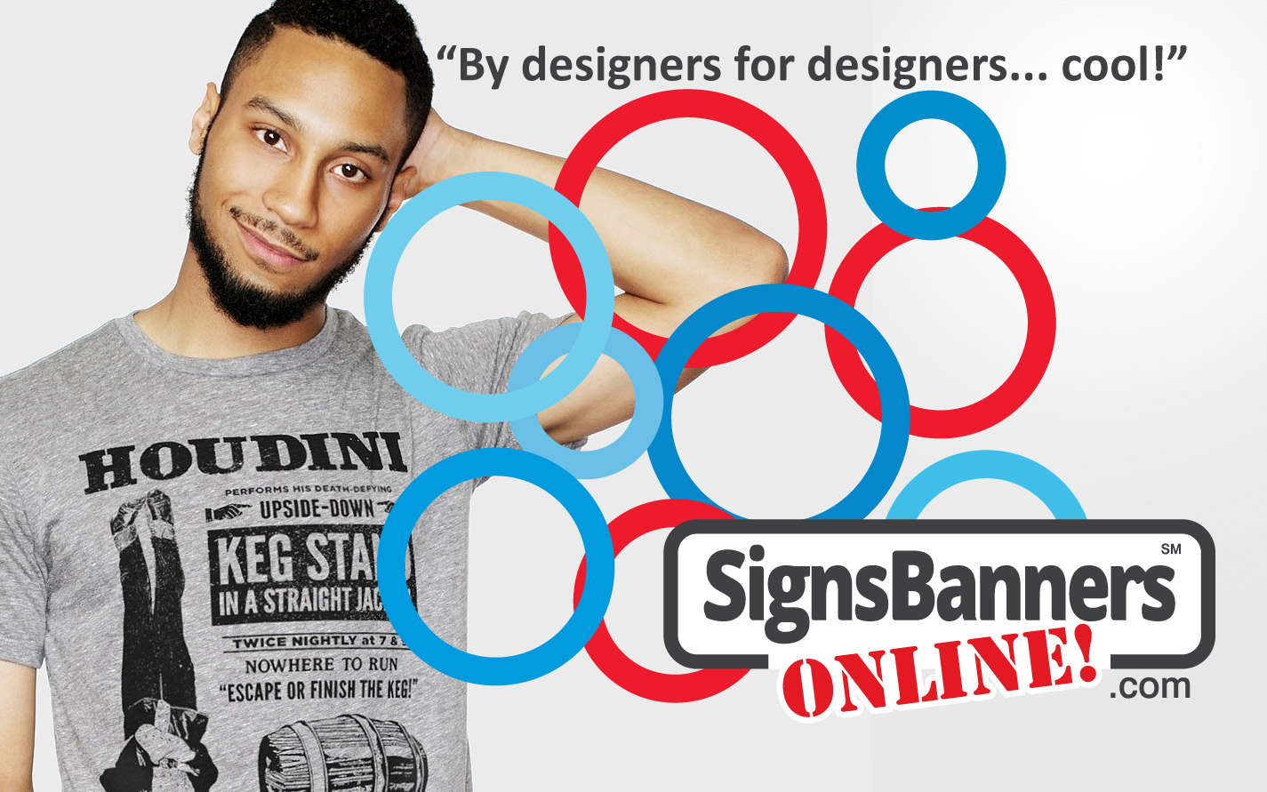 Designers use Signs Banners Online