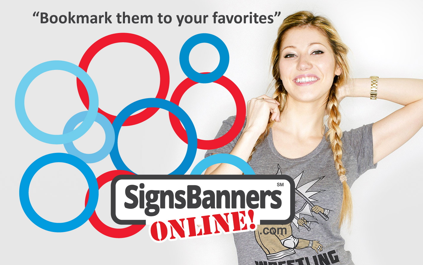 Bookmark them to your favorites Signs Banners Online