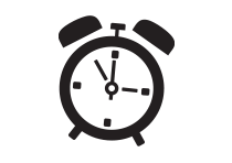Icon Alarm Clock