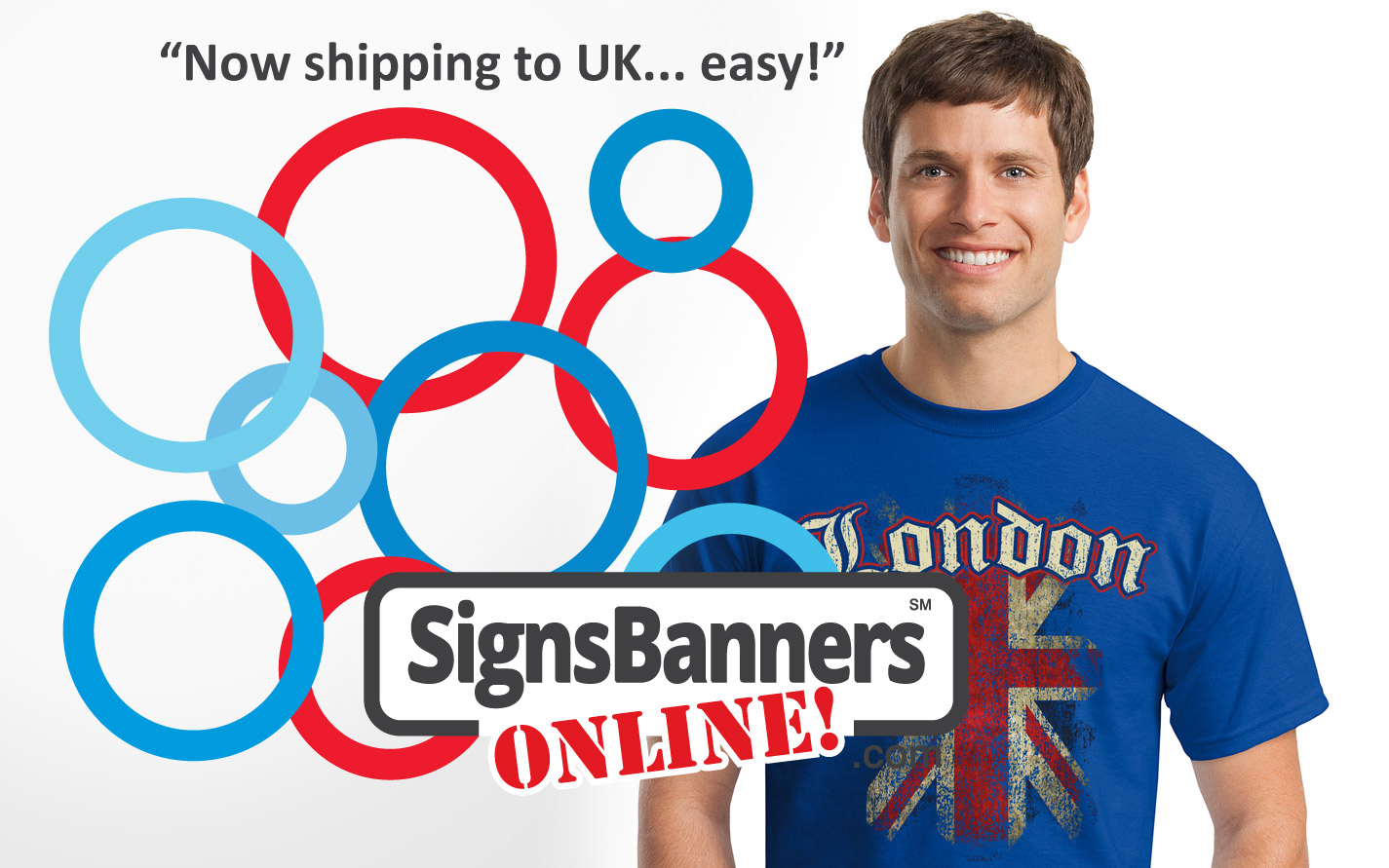 Now also available for UK they are my favorite supplier for Signs Banners.