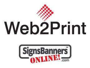 Web2Print logo